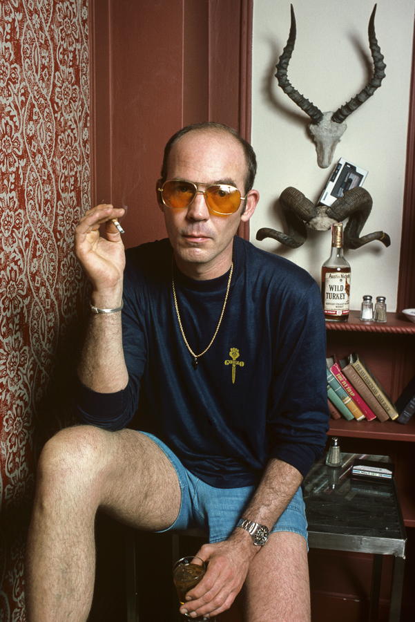 Hunter S Thompson S Daily Drug Routine Will Blow Your Mind